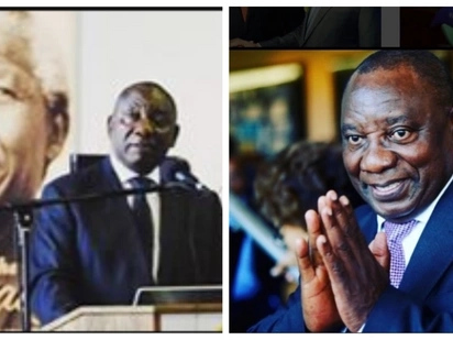 Ramaphosa, President with the golden heart donates some salary to Madiba Foundation