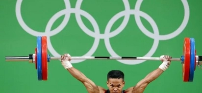 PH weightlifter Nestor Colonia slams Facebook basher after Olympic loss