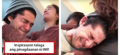 Magaling na talaga siya! Wil Dasovich releases inspiring video about his cancer journey