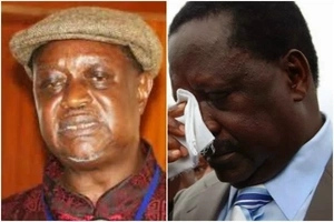 Raila's brother throws ODM into trouble after exposing the crime he committed in 2013