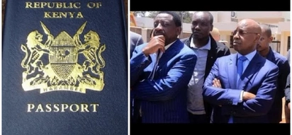 Orengo, Wanjigi barred from leaving the country despite court order reinstating their passports