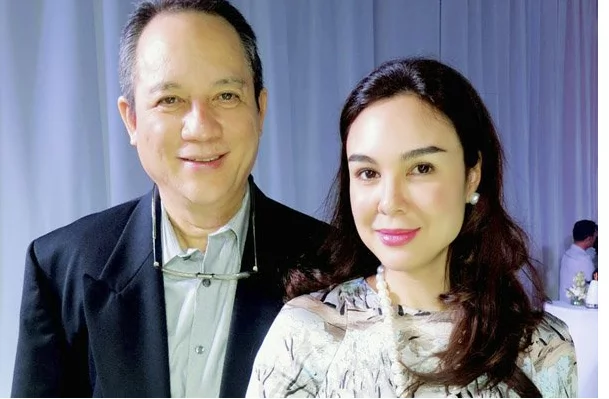 Super spoiled! Video of Tony Boy Cojuangco organizing Gretchen Barretto's secret cabinet went viral