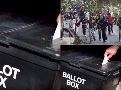 Returning Officer hospitalised after Jubilee primaries turn violent
