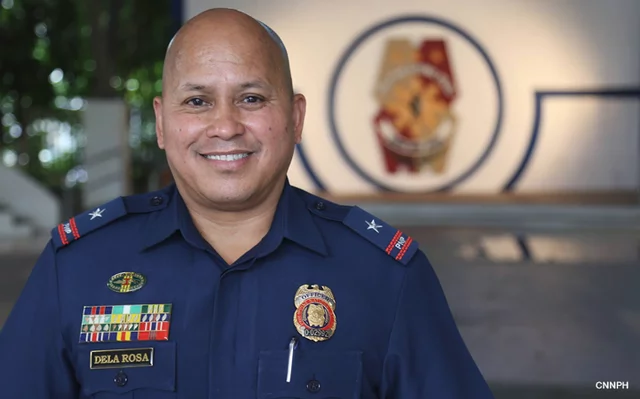 Meet Nancy, the woman behind the country's PNP Director 'Bato' dela Rosa