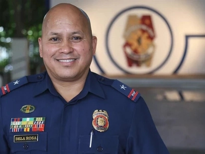 Duterte's right hand: Who is Ronald dela Rosa?