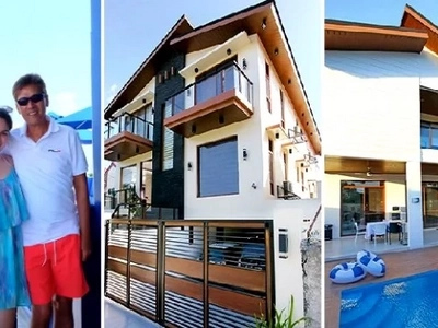 Take a tour inside Pauleen Luna's luxurious home in Quezon City! She lived in this enormous house before getting married to Vic Sotto!