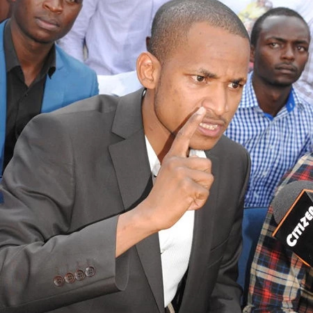 Only Raila Odinga can call off the anti-IEBC demonstrations - Babu Owino