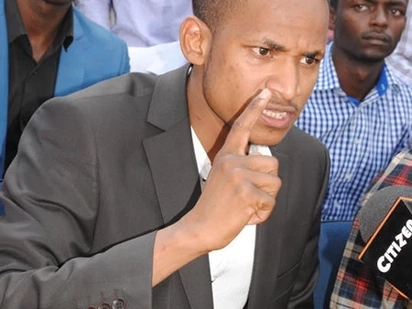 Police want to fake drugs and illegal guns possession charges on me-Babu Owino