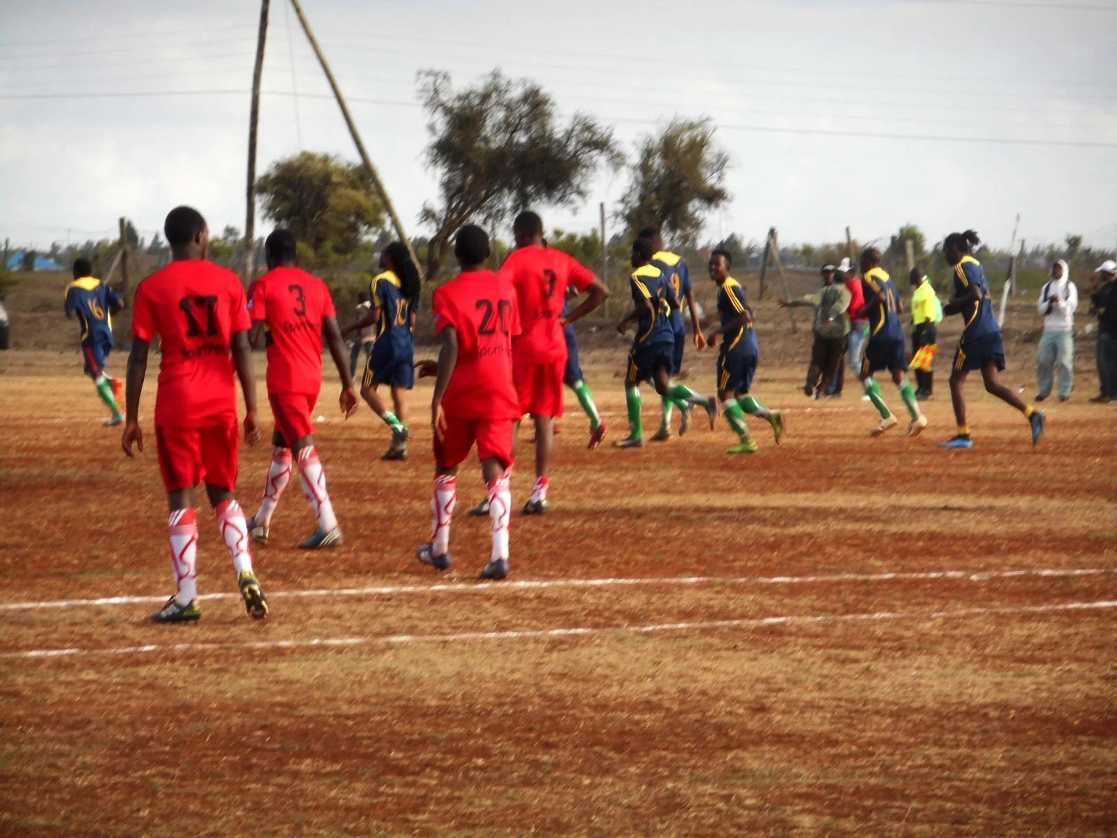Saving Kenyan Football