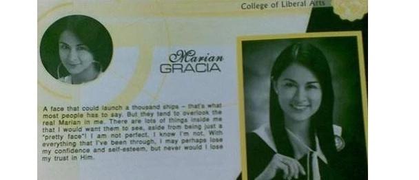 11 Graduation at yearbook photos ng mga paborito mong Pinay celebrities