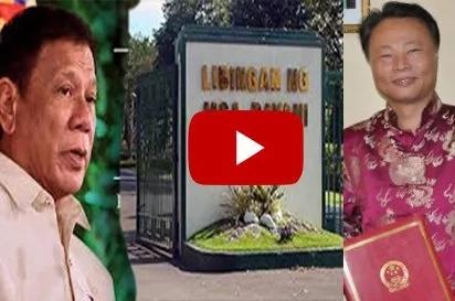 Duterte begs Chinese ambassador for Pinoy fishermen