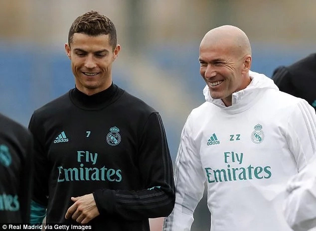 Ronaldo finally gets look-alike bust