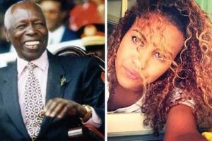 4 photos of Phillip Moi's ravishing daughter who was dating Uhuru Kenyatta's son