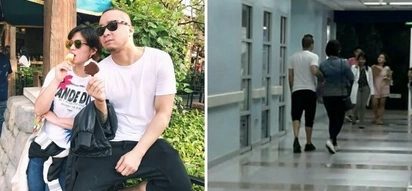 Anyare? Neil Arce brings Angel Locsin to St. Luke's Hospital for her checkup. What could be her condition?