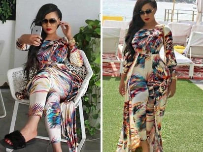 Vera Sidika life: What you have in common with this Kenyan socialite