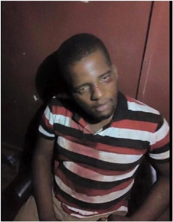 Thirsty Fisi caught with a married woman, beaten like a Burukenge
