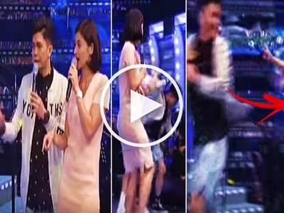Watch Vice Ganda furiously attack Vhong Navarro for calling him 'hayop' on 'It's Showtime!'