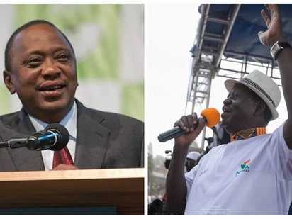 Move by NASA to call off Raila's swearing-in ceremony sparks wild reactions