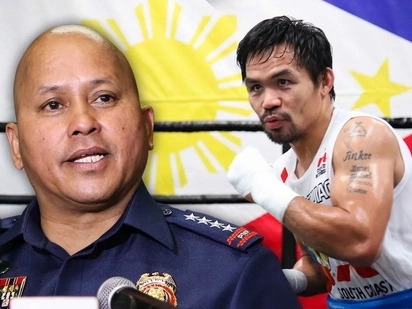 Bawal pala! PNP Chief Bato claims ignorance of law in accepting free trip from Pacquiao