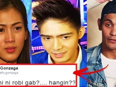 Nagkainitan na! Alex Gonzaga & Robi Domingo got offended by Gab Valenciano's viral post on social media: 'Ano kami ni Robi, Gab? Hangin?'