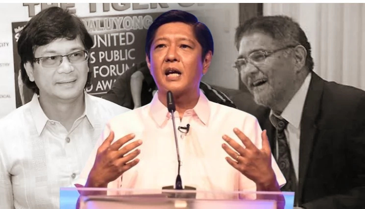 Anti-martial law supporters root for Bongbong Marcos, here's why.