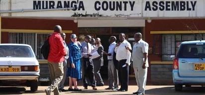 Aibu MaMCA wa Murang'a wakizabana makonde