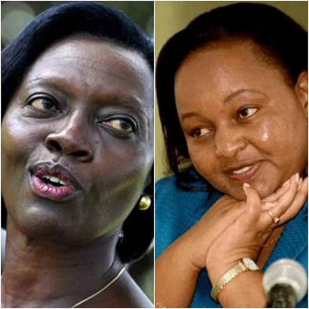Martha Karua 'amsaliti' Raila Odinga?