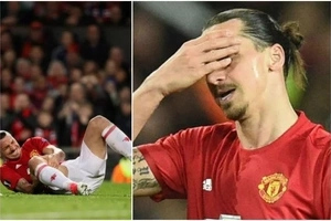 It's over, Zlatan Ibrahimovic reportedly admits his Manchester United career is finished