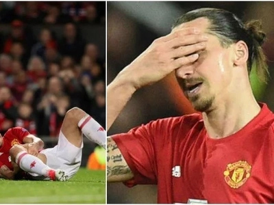 Zlatan Ibrahimovic's Manchester United career is over, details