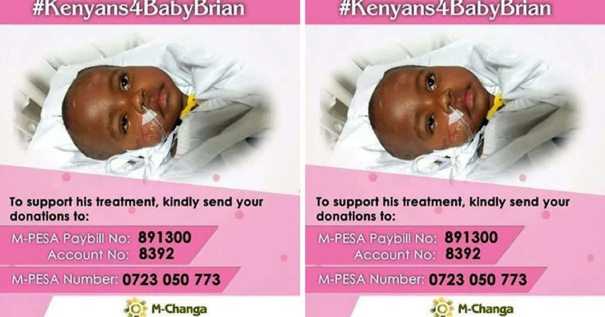 The late baby Brian's tragic family stories will leave you even weaker than when he died of brain trauma following a fatal accident