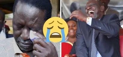 Big surprise as William Ruto's friend heaps praise on Raila Odinga