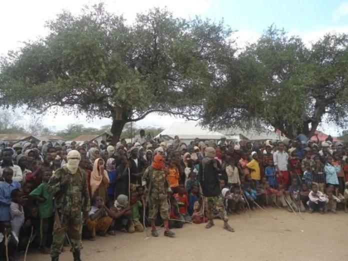 Al-Shabaab kills its men as residents watch