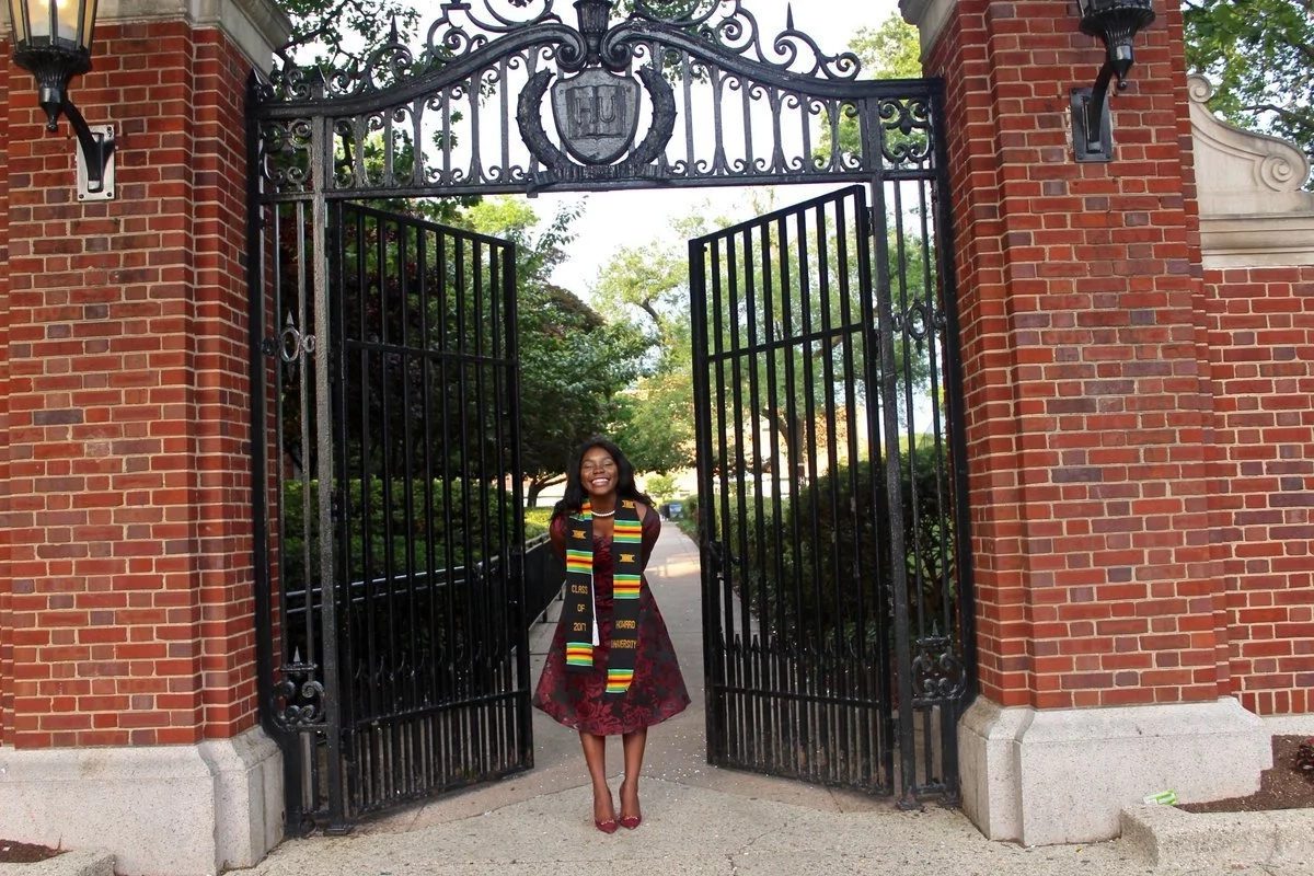 Girl, 18, graduates from college with distinction and enrolls for PhD