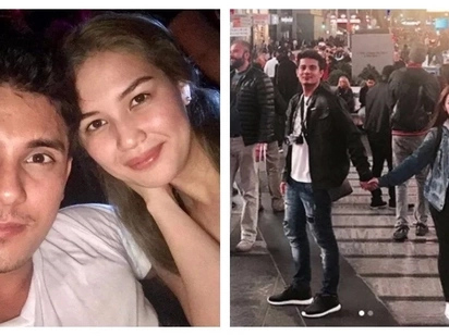 Lihim na wedding sa New York? Ejay Falcon breaks his silence on rumor that he secretly married his non-showbiz girlfriend in the US