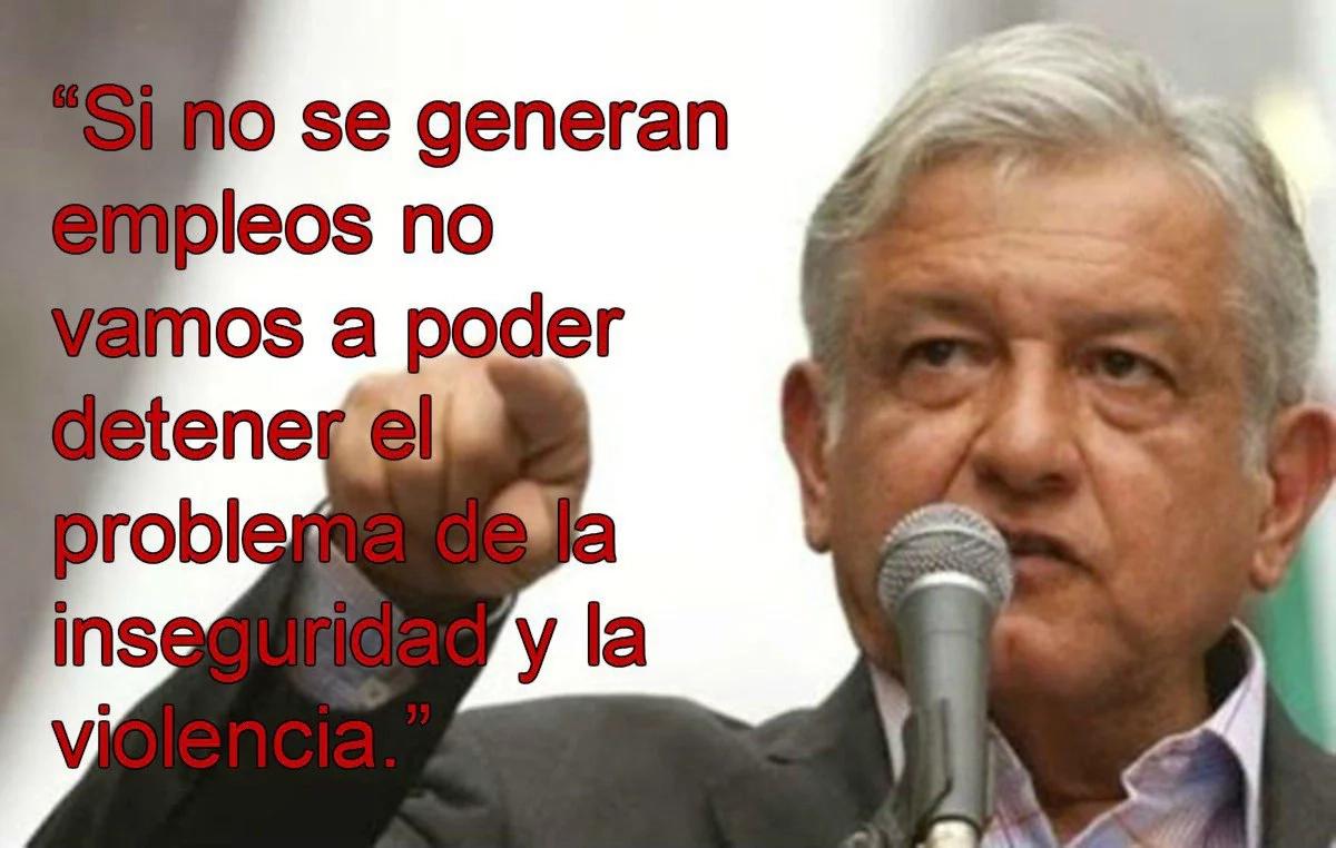 10 interesantes frases de Manuel López Obrador