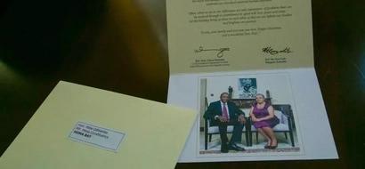 Sababu ya Uhuru kumtumia Millie Odhiambo kadi ya Krismasi licha ya MATUSI yajulikana