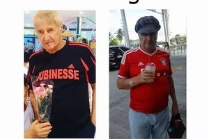 This 79-year-old Greek man in Cavite has been missing for days. Have you seen him?