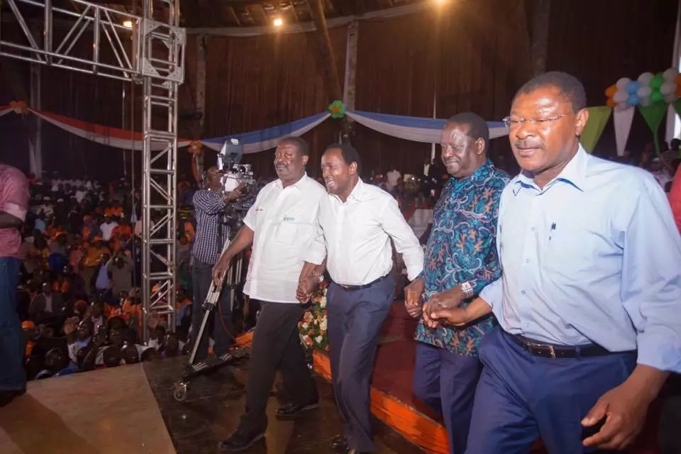 How NASA team arrived at contentious Raila/Kalonzo team