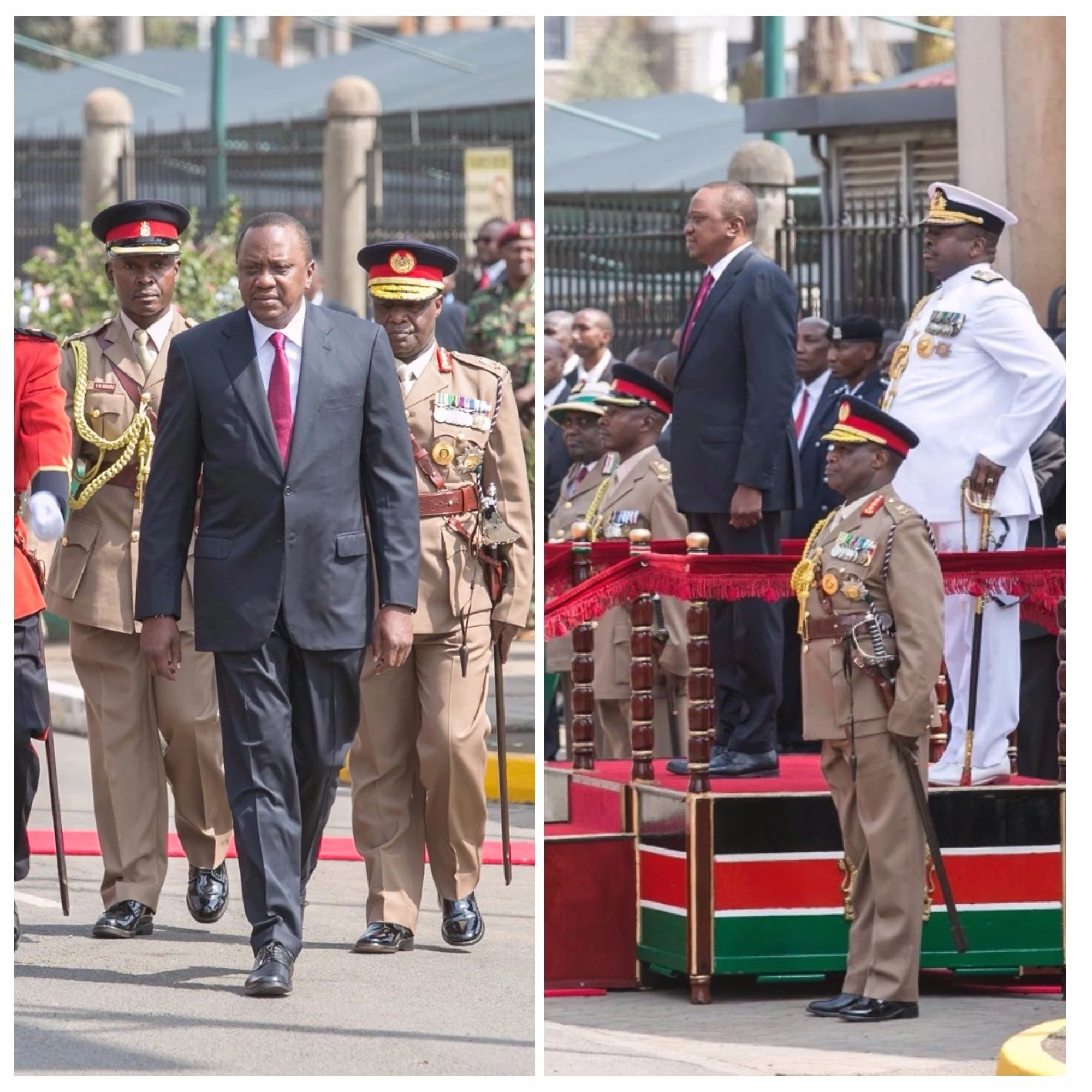 6 things Uhuru cannot do now as President until after repeat presidential election