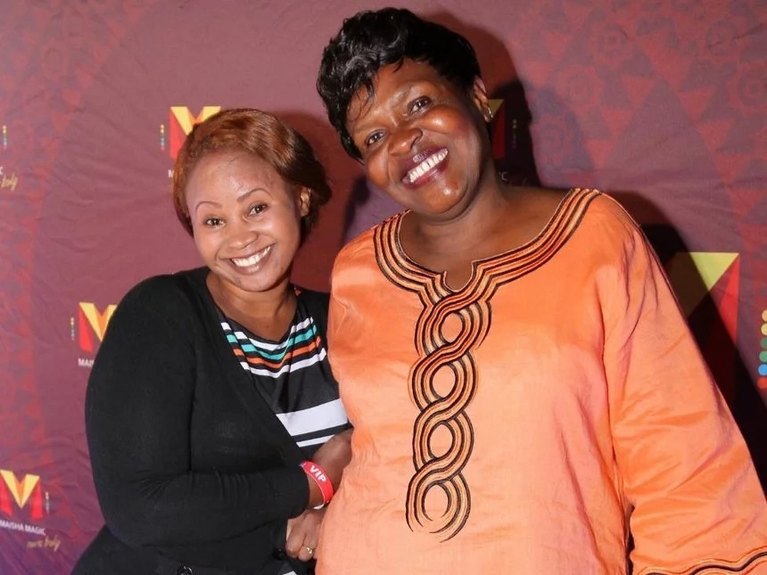 Uhuru baada ya kukutana na mwigizaji wa Vitimbi Mama Kayai alikuwa na haya ya kusema
