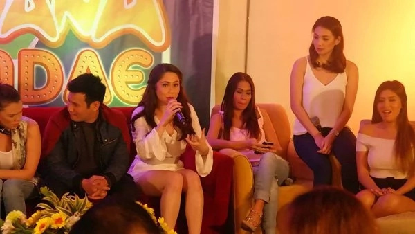 Is Jessy Mendiola still a member of Banana Sundae?
