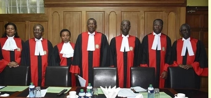 In Kenya,the judges are too alike to politicians