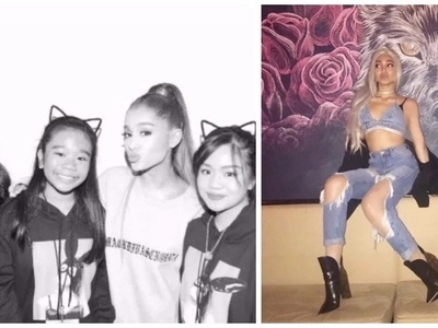 Arianator celebs! Kitty Duterte, Kapuso and Kapamilya stars spotted rocking in Ariana Grande's Manila concert