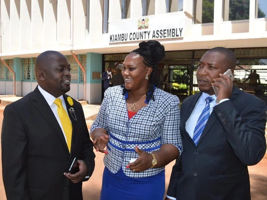 Outrage after Kiambu county force public and private companies to employ 70 percent locals