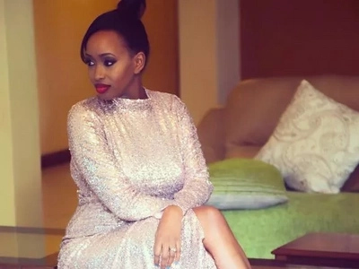 Citizen's Janet Mbugua has decided to change her fashion style for seven days, you will love her new look(photos)
