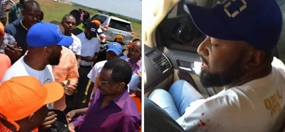Joho in more trouble after he was almost shot in Migori
