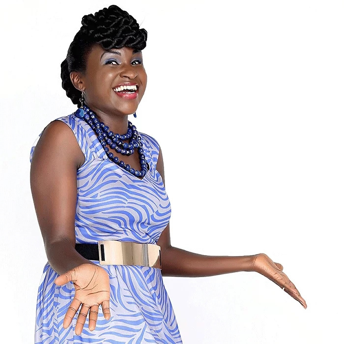 Photos that reveal Mercy Masika's favourite hairstyle