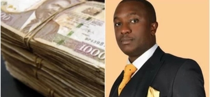 We have not released any details on Steve Mbogo's account