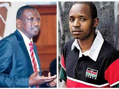 Mwanaharakati aliyetoroka baada ya kumhusisha Ruto na MAUJI ya Jacob Juma arejea nchini