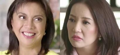 LOOK: Kris Aquino tags VP race 'personal'